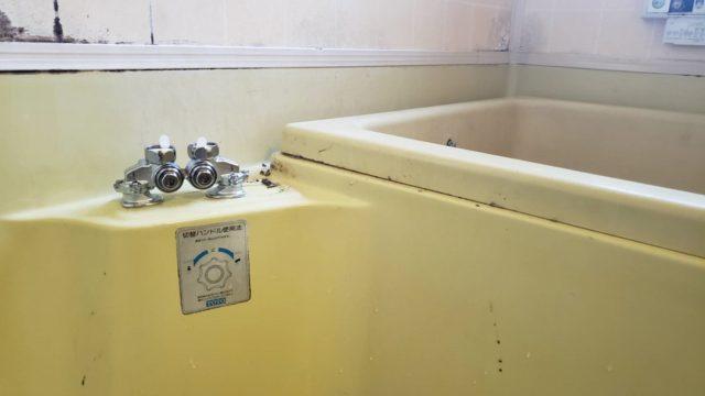 風呂シャワー水栓取り付け