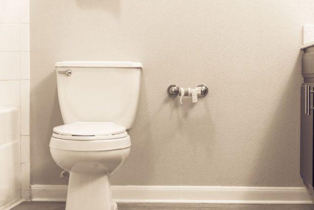 トイレ つまり 少し ずつ 流れる